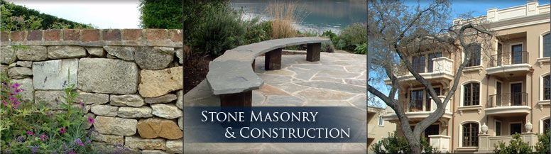Stone Masonry and Construction